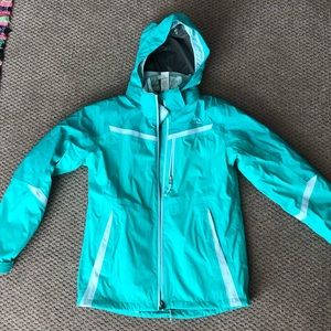 LL Bean 3-1 Parka kids size XL 18, or women S-M